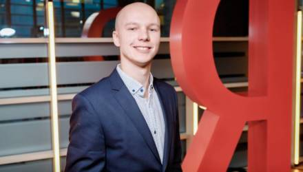 Гомельский студент получил премию от Яндекса на $5600