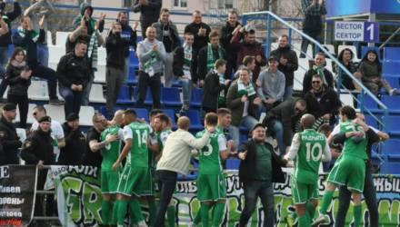 Сенсация: россиянин и украинец из футбольного «Гомеля» уничтожили «Слуцк» – 6:0