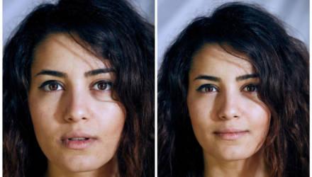 Как меняется выражение лица, когда вас снимают нагишом: 15 фото