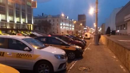 Представитель сервиса заказа такси «Максим» прокомментировала протест гомельских таксистов