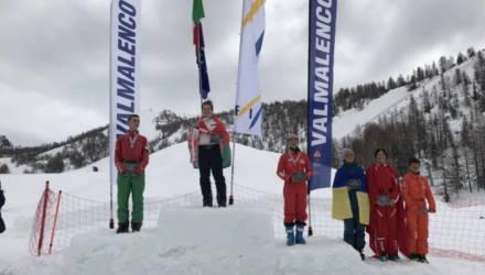 Гомельский студент завоевал золотую медаль на чемпионате мира по лыжной акробатике в Италии