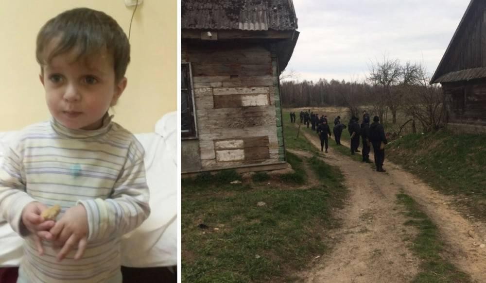 В Каменецком районе пропал 2-летний малыш: в деревне проверили каждый сантиметр, зону поиска расширяют