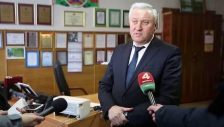 Председатель Гомельоблисполкома Владимир Дворник назначен заместителем премьер-министра