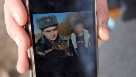 Сбежавший из Печей солдат родом из Гомельщины проходит медобследование