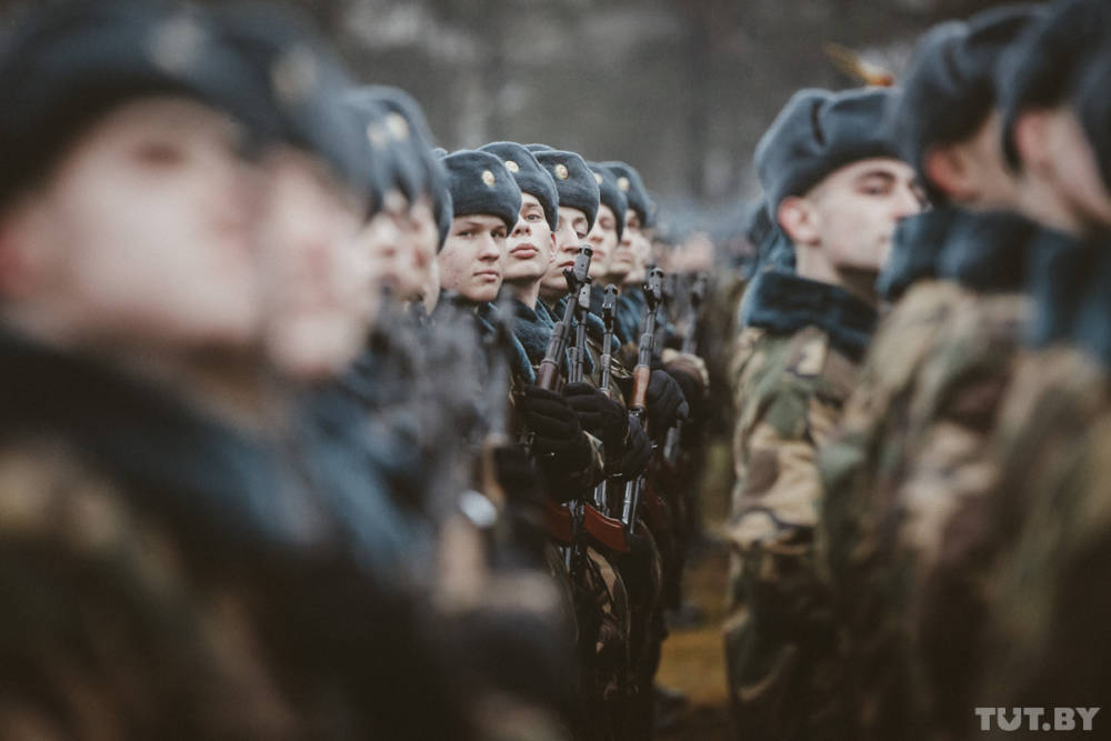 Солдаты в белорусии секс