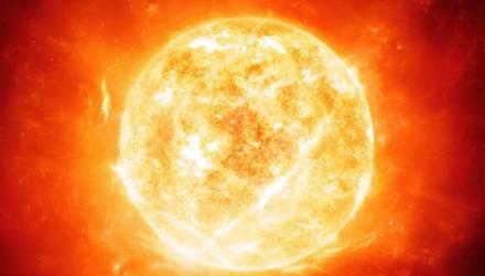 """Солнце может """"обстрелять"""" Землю плазменным дождём"""
