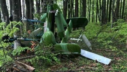 Пропавший в Карпатах белорус разбился на вертолете в Румынии
