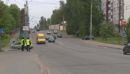 Военные и блокпосты: обстановка в Могилёве после убийства сотрудника ГАИ