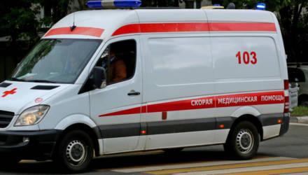 Умерла в машине скорой. Следователи устанавливают обстоятельства смерти 9-летней девочки в городе Турове