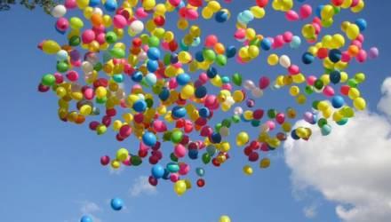 """""""Не запускайте гелиевые шары в небо во время выпускных"""". Минприроды призывает белорусов к экологическому мышлению"""