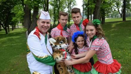 В Беларуси презентовали талисман БРПО