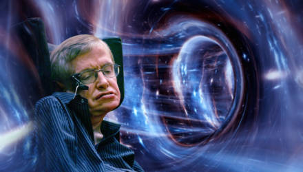 Дело ясное, что материя — тёмная. Рухнула знаменитая теория Хокинга