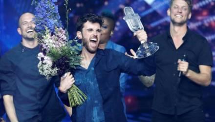 Финал «Евровидения»: Зена на предпоследнем месте, Россия на третьем, на первом – Нидерланды