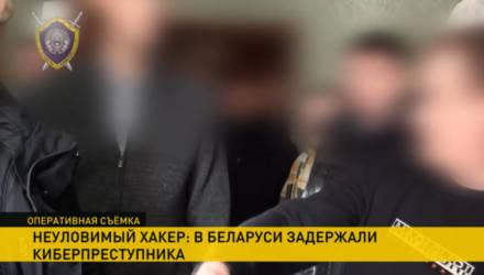 Хакер, который совершил сотни тысяч кибератак по всему миру, оказался жителем Бобруйска