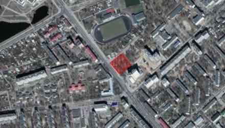 Рядом со стадионом Гомсельмаш построят многоэтажный дом