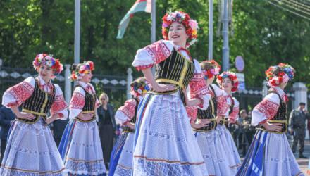 Мероприятия ко Дню Государственного герба и флага проходят в Гомеле
