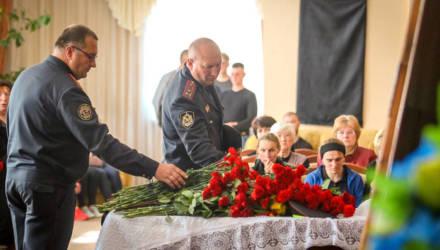 Основная версия — суицид. СК сделал заявление по делу о гибели инспектора ГАИ в Могилёве