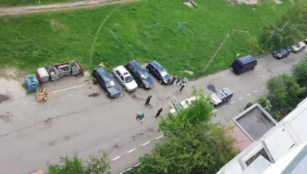 Ещё одна неожиданная смерть. В Гомеле прямо на улице умер мужчина