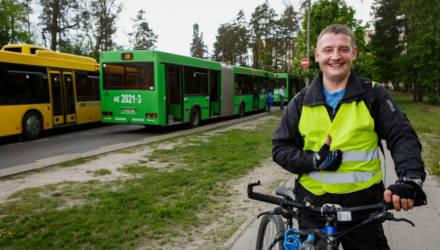 Эксперимент. Велосипед или автобус: может ли в Гомеле двухколесный транспорт составить конкуренцию общественному?