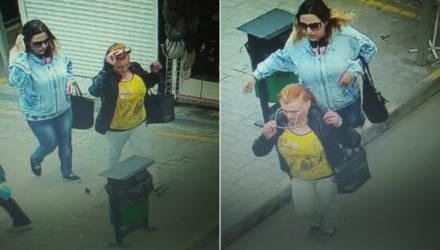 Внимание, розыск! В Гомеле ищут двух женщин, которые украли на рынке 180 рублей и скрылись