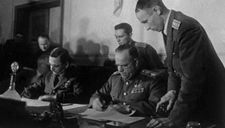 Битва за капитуляцию вермахта. Как Сталин разыграл главную карту