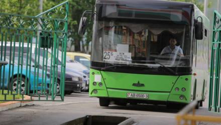 Автобусный парк № 6 чтит традиции и уверенно смотрит в будущее
