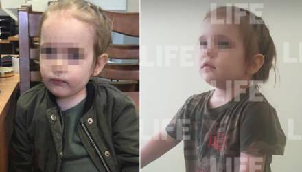 Брошенная в поликлинике Москвы девочка начала произносить фразы на украинском языке