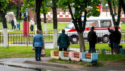 В Светлогорске мужчине стало плохо на улице – на помощь пришли неравнодушные граждане