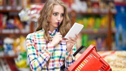 Мобильное приложение для поиска дешевых продуктов появилось в Беларуси