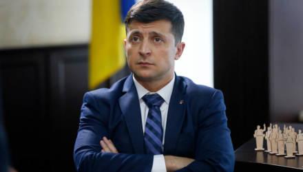 Зеленский потребовал от Рады «прекратить судороги хромой утки» и назначить инаугурацию на 19 мая