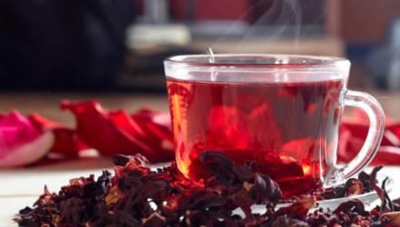 Учёные выявили полезные свойства чая каркаде