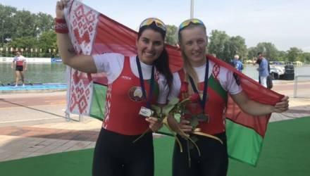 Татьяна Климович завоевала серебро Кубка мира по академической гребле