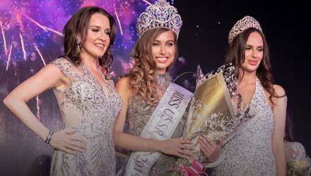 Мозырянка Ангелина Чобанян победила в конкурсе «Мисс СССР»