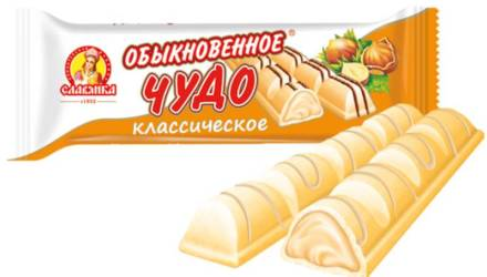 В конфетах «Обыкновенное чудо», которые планировали продавать белорусским школьникам в столовых, нашли кишечную палочку