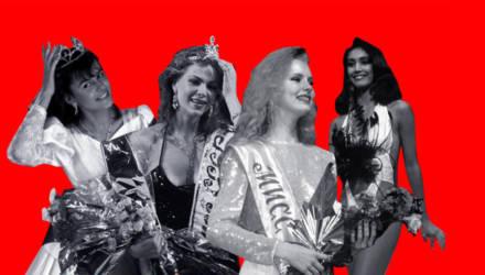 Четыре королевы красоты СССР, которые будоражат фантазию до сих пор: 12 фото
