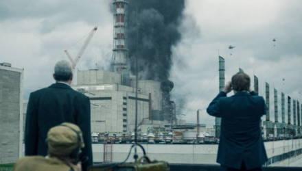 «Чернобыль» от HBO как один из самых обсуждаемых сериалов в соцсетях по всему миру