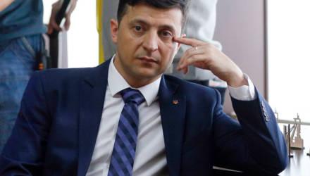 Зеленский выразил соболезнования в связи с трагедией в Шереметьево