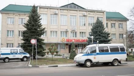 ЧП: белорус скончался в райотделе милиции