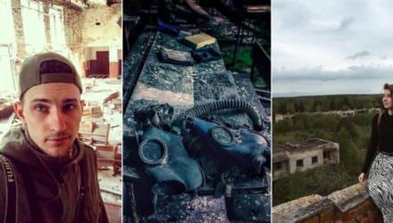 Прогулки по тропам смерти. Белорусская зона отчуждения на Гомельщине в Instagram
