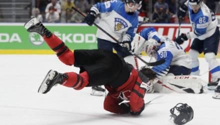 Разделались со всеми грандами! Финляндия обыграла Канаду и завоевала золото чемпионата мира по хоккею
