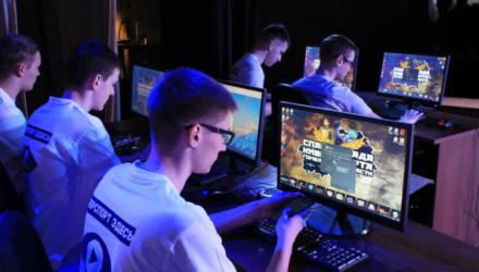 В Гомеле прошёл турнир по компьютерным играм: CS:GO, WOT, DOTA и Starcraft