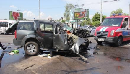 В Гомельской ГАИ назвали причину смертельного ДТП на ул. Огоренко