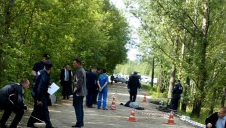 Официально: велосипедиста на Войсковой в Гомеле насмерть сбил «пожарный» МАЗ, за рулём был сотрудник МЧС