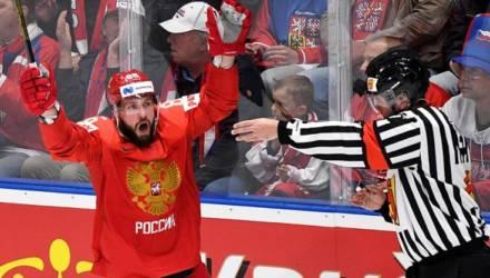 Россия одержала третью победу подряд, американцы в овертайме дожали финнов на чемпионате мира по хоккею