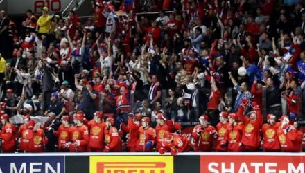 Россия в буллитной перестрелке обыграла Чехию и завоевала бронзу чемпионата мира по хоккею