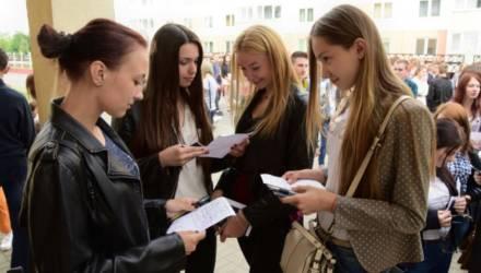 Почти 77 тысяч абитуриентов зарегистрировалось на ЦТ. Самый популярный предмет — русский язык