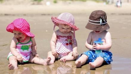 На одном из пляжей Гомеля ограничено купание детей и взрослых