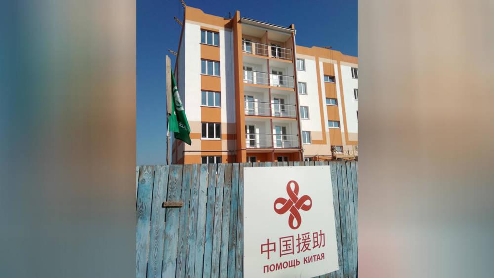 На Гомельщине готовится к сдаче социальный дом, построенный за китайские инвестиции