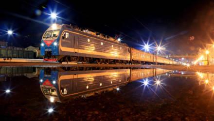 В Светлогорске поезд ударил мужчину по голове и он умер