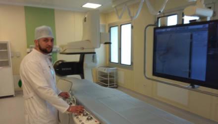 В Мозыре открылся межрайонный кардиоцентр, который будет обслуживать весь Полесский регион